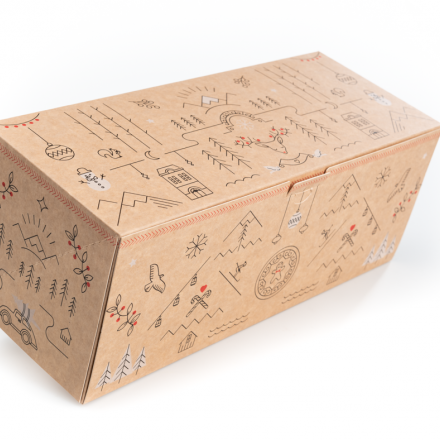 ProBox Buche 20x14 Denmark