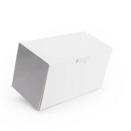 ProBox 19x13x8  Wit + Verniste Structuren