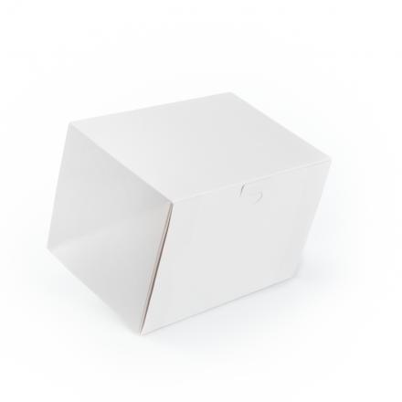 ProBox Buche 25x14 Wit+Verniste Structuren