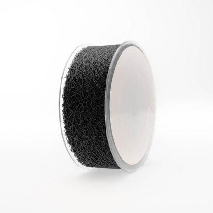 Lint honeycomb 30mm/20m Zwart