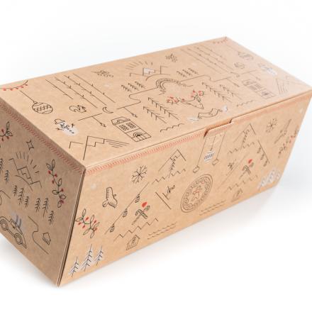 ProBox Buche 50x14 Denmark