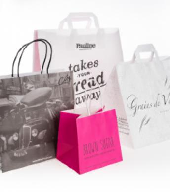 Shoppingbag papier
