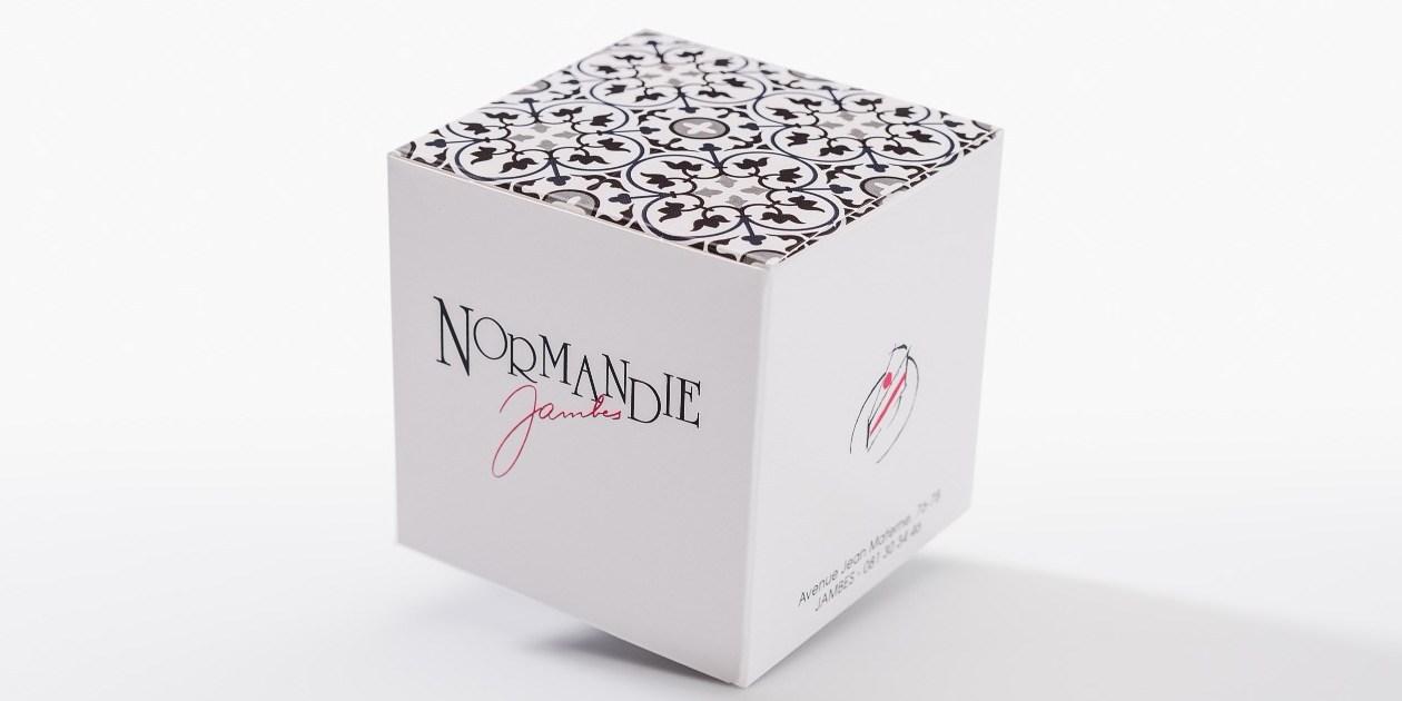 QBox Chocolade Normandie Gruyaert pralines