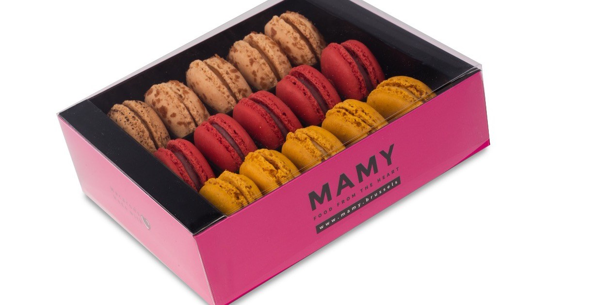 MacBox Macaron doos Mamy