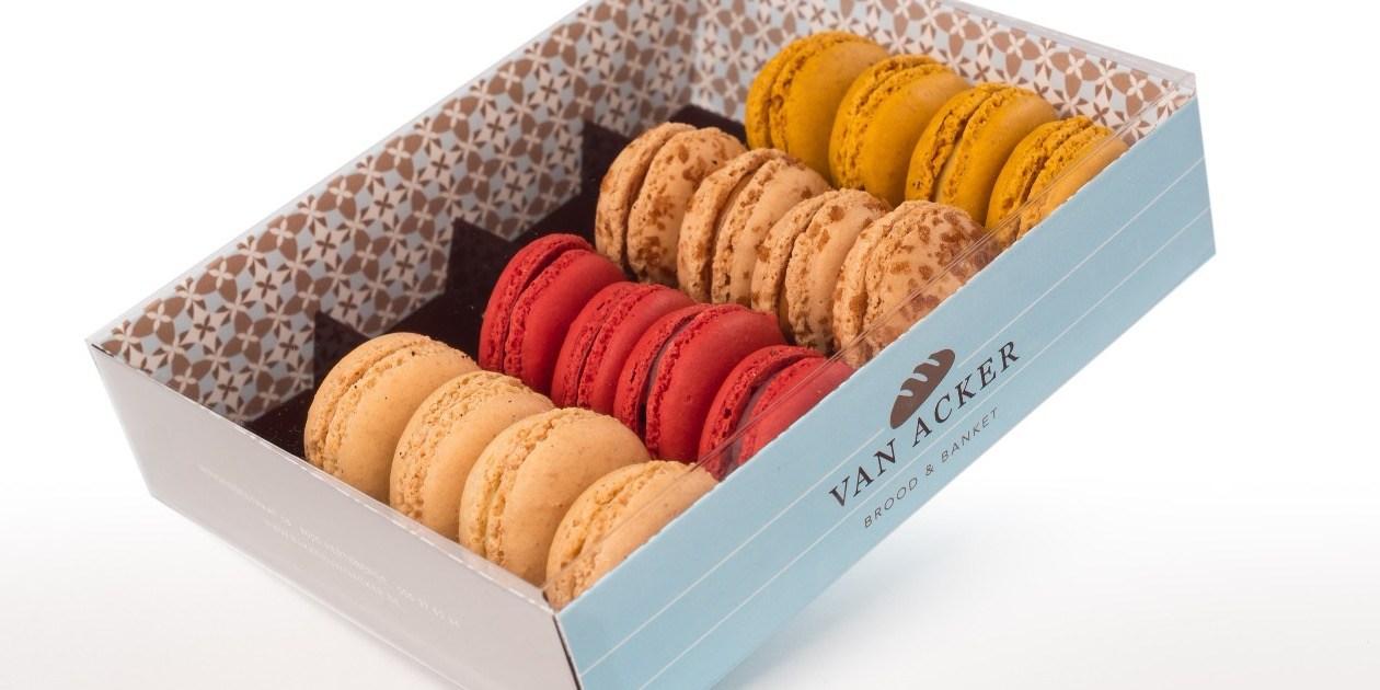 MacBox Macaron doos Van Acker