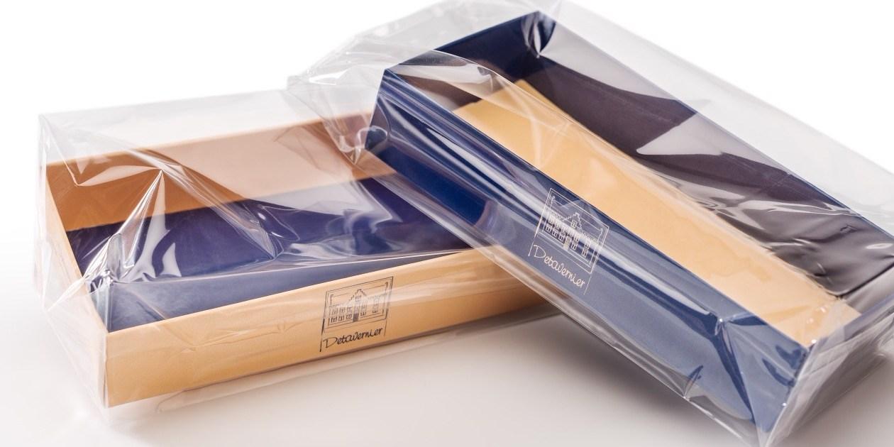 BaseBox doos voor polypropzakje Gruyaert Verpakking