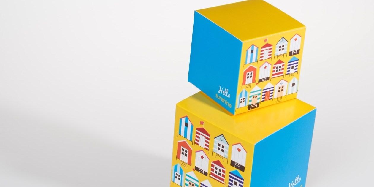 QBox chocolade Gruyaert Verpakking