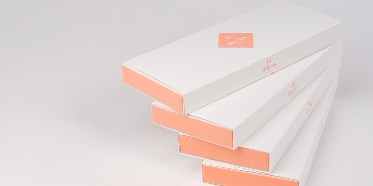 SleeveBox fine chocolates pralines Krilien
