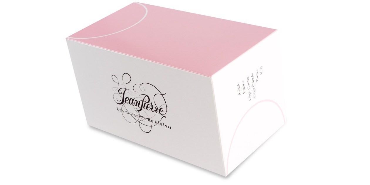 ProBox Buche Kerststronk langwerpige taart patisserie doos Boite Patisserie