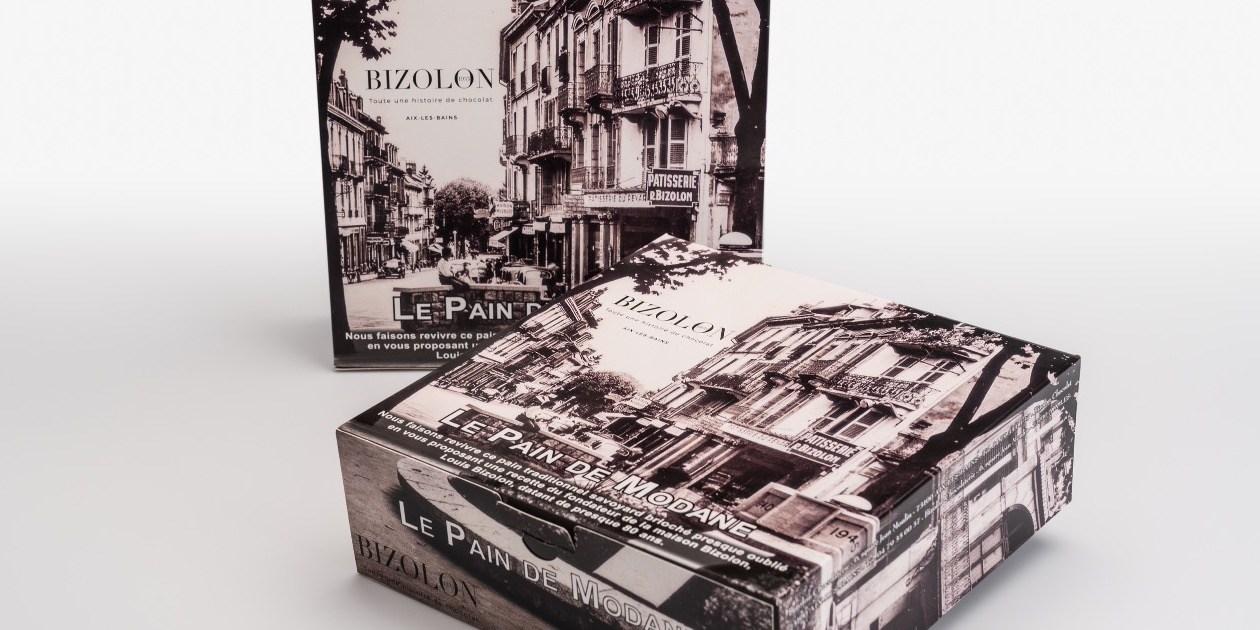 Pastry Box - boite pâtissière- ProBox - foodpackaging - Bakery - Patisserie - Shop Ducobu Patisserie doos