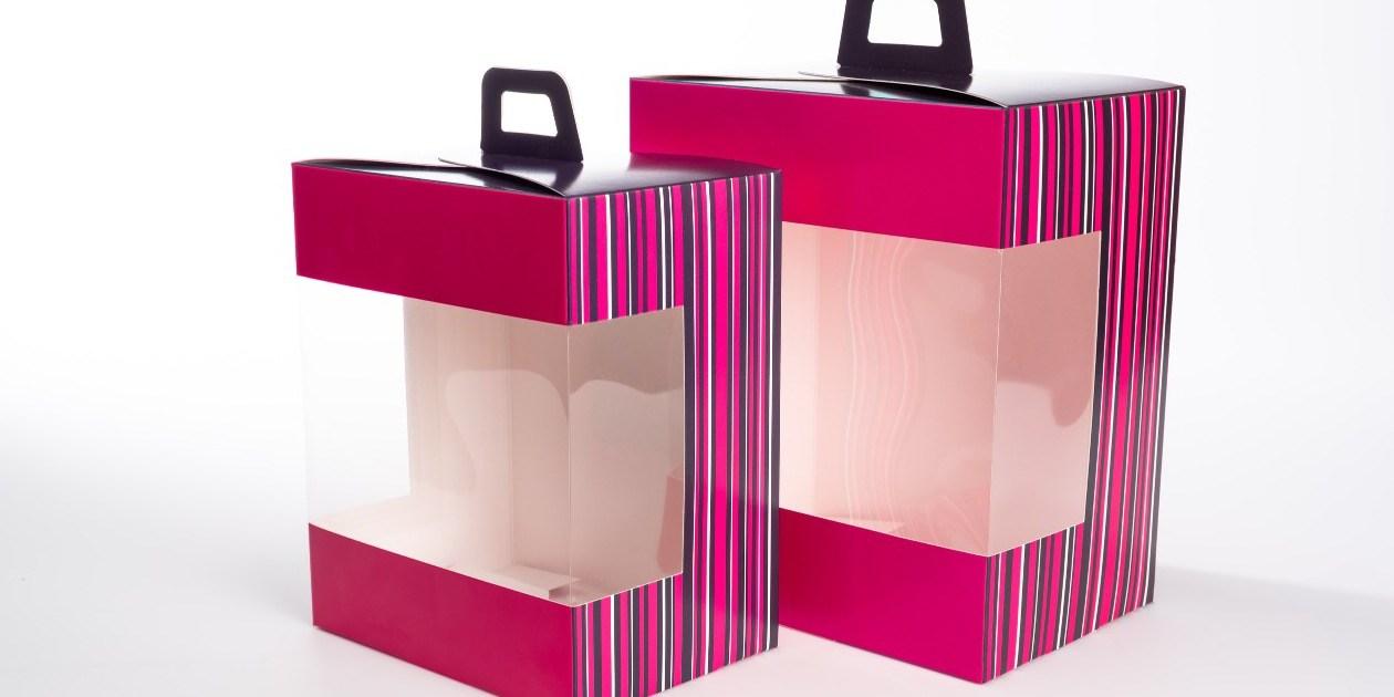 VistaBox gepersonaliseerd Gruyaert Verpakking