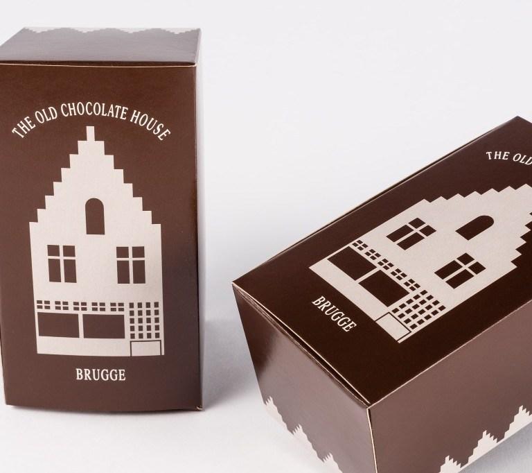 Ballotin Chocolade