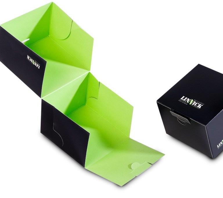 Boite patisserie ProBox système ouverture avant
