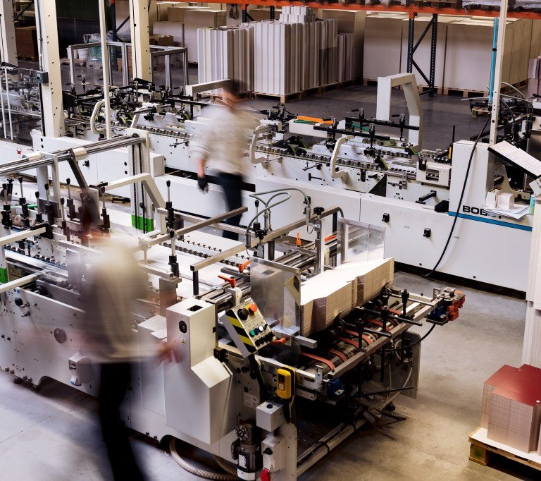 Fabriek Gruyaert