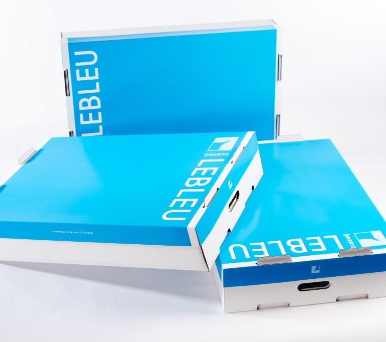 DeliBox traieur doos box afhaal menu